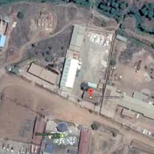 A Google Maps image of the location of the new premises.